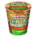 明星 低糖質麺 ローカーボNoodles コンソメ味 129円×12個入り 1548円【 カップラーメン ヌードル 】