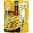Hachi クリーミーカレーうどんの素 280g 1袋 118円