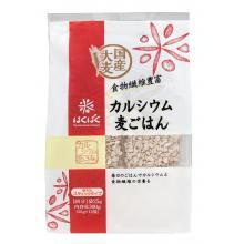 はくばく カルシウム麦ごはん胚芽押麦 300g 280円