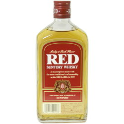 サントリーウイスキーレッド 640ml瓶 880円【SUNTORY WHISKY,RED】
