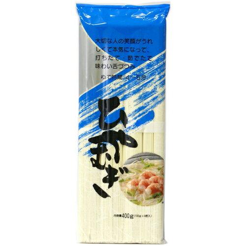 特売 スナオシ 特選ひやむぎ 400g(100gx4把入) 20袋 1980円