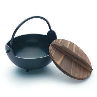 みちのく鍋15(木蓋付き)