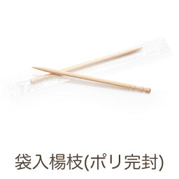 つまようじ e-style 袋入楊枝(ポリ完封) 1箱(1000本入り) 【業務用】
