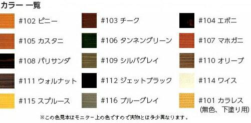 【送料無料】キシラデコール[4L×2缶]ベロ(注ぎ口)つき!