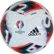 FRACAS(フラカス) UEFA EURO 2016 決勝ルシアーダ 5号球 (AF5172LU)アディダス サッカーボール 5号球 ホワイト【アディダス/adidas】