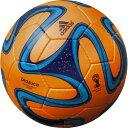 ブラズーカ グライダー 4号球 2014 FIFA ワールドカップ ブラジル大会 (as494orb) アディダス(adidas) サッカーボール オレンジ
