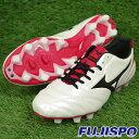 鞋類 - モナルシーダ 2 SW MD (P1GA182209) ミズノ サッカースパイク スーパーホワイトパール