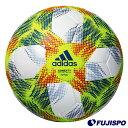 コネクト 19 フットサル / FIFAクラブワールドカップUAE2018 公式試合球レプリカモデル / 2019FIFA女子ワールドカップ 公式試合球レプリカモデル(AFF400) フットサルボール 4号 ホワイト×イエローアディダス(adidas)