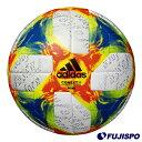 コネクト 19 ミニ / FIFAクラブワールドカップUAE2018 公式試合球レプリカモデル / 2019FIFA女子ワールドカップ 公式試合球レプリカモデル(AFMS100) サッカーボール 1号 ホワイト×オレンジ×ブルーアディダス(adidas)