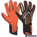 ロイシュ フレッチャ(3970904-783) キーパーグローブ キーパー手袋 ブラック×ショッキングオレンジ ロイッシュ(reusch)