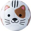アニマルボール(BSFZOO06-11) サッカーボール 1号球 ミニボール ネコ スフィーダ(sfida)