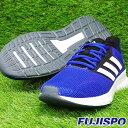 ファルコンラン M アディダス(adidas)【野球・ソフト】ランニング ジョギング マラソン シューズ (FW5055) ブルー×ホワイト