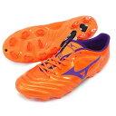 バサラ 001 KL (p1ga156268) オレンジ×パープル ミズノ(Mizuno) サッカースパイク