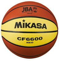 【お買い物マラソン期間限定!対象商品ポイント5倍!】MIKASA ミカサ バスケットボール 検定球6号 CF6600-NEO 【取り寄せ品】の画像