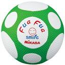 MIKASA ミカサ ふぁふぁスマイルサッカー 4号 ディンプル FFF4-WG 【取り寄せ品】
