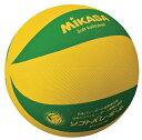 【エントリーでポイント10倍!】MIKASA ミカサ ソフトバレーボール  MS-M78-YG 【取り寄せ品】
