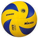 MIKASA ミカサ バレーボール 検定球4号 MVA400 【取り寄せ品】