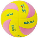 MIKASA ミカサ バレーボール レッスンバレー4号 SLV4-YP 【取り寄せ品】