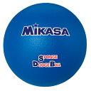 MIKASA ミカサ スポンジドッジボール  STD-18-BL 【取り寄せ品】