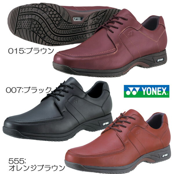 YONEX ヨネックス ウォーキングシューズ パワークッション MC83 メンズ SHW-MC83 【取り寄せ品】