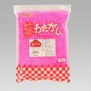 夢わたがし (各種味付きザラメ) (イチゴ)1kg