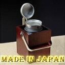 高級錫チロリ3点セット「ミニかんすけ・匠」日本製卓上酒燗器