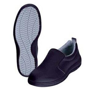 厨房靴・コックシューズ月星 ソフトワークシューズキッチンスター01黒「SWC-13」抗菌