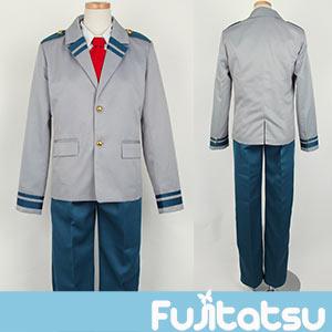 【男子制服!僕のヒーローアカデミア 風】雄英高校 リニューアル!男子制服 ヒロアカ 衣装