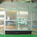 UVクリアシート 2.7×2.7m (8枚)カット剤配合・透明シート