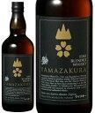 笹の川酒造山桜 黒ラベル ブレンデットウイスキー40度 700ml【箱無】BLENDED WHISK