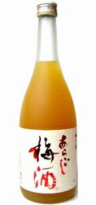 梅乃宿あらごし梅酒12度720ml