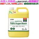 カラーブリーチ EX 5L×3本入 ライオン 業務用洗濯漂白剤(濃縮)