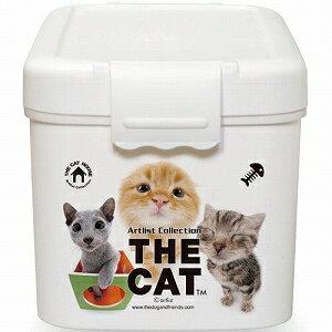 ISE 東和食品貯存 I-503 貓食品盒 S 2 公斤
