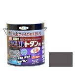 油性高耐久アクリルトタン用 3kg グレー