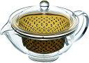 樂天商城 - Acrylic Teapot アクリルティーポット ブラウン TW-3703