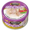 寵物, 寵物用品 - ペットライン 犬用ウェットフード ごちそうタイム 缶詰 ささみ&鶏なんこつ 80g【代引不可】