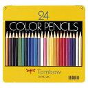 トンボ鉛筆 色鉛筆 24色NQ CB-NQ24C 00019373 〔まとめ買い×3セット〕【10P03Dec16】