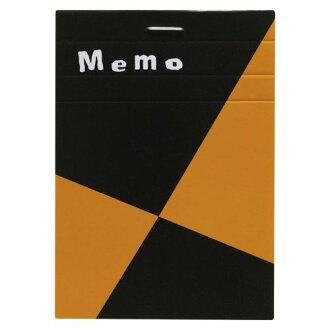 丸萬塑膠 B7 設計系列便條紙 N150 00023926 [買 x 10 集]