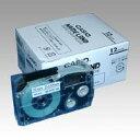 【送料無料】(まとめ)カシオ ネームランドエコテープ(5個入) XR-12X-5P-E 00021506 〔まとめ買い×3セット〕