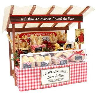 比利手工娃娃屋工具組巴黎 marché 工具組