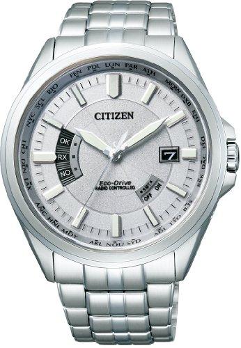 【送料無料】[シチズン]CITIZEN 腕時計 Citizen Collection シチズン コレクション Eco-Drive エコ・ドライブ 電波時計 多局受信型 CB0011-69A メンズ【】 メーカー:Citizen Collection(シチズン コレクション)、品番:CB0011-69A