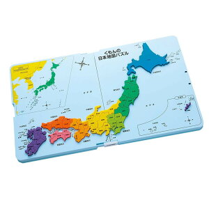 KUMON くもん くもんの日本地図パズル PN-32 5歳以上