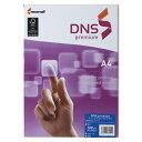【メール便発送】伊東屋 コピー用紙 DNS premium A4 160g/m2 50枚 DNS102【代引不可】