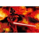 (まとめ)ダイゴー 3Dポストカード スター・ウォーズ/フォースの覚醒 ダース・ベイダーDarth Vader on Fire S3714 〔まとめ買い5枚セット(1種類)〕