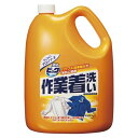 花王 液体ビック 作業着洗い4.5kg エキタイビック サギョウギアライ 00008000