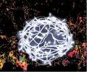【聖夜幻想世界へようこそ】LEDイルミネーション(ホワイト)【ポイント10倍】