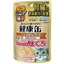 (まとめ買い)アイシア 11歳ころから シニア猫用 健康缶 パウチ ビタミンEプラス まぐろ 40g キャットフード 〔×48〕【代引不可】