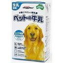 (まとめ買い)ドギーマン 犬用ミルク ペットの牛乳 シニア犬用 250ml 〔×12〕【代引不可】