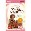 寵物, 寵物用品 - ペットプロ たっぷりミルクのマーブルジャーキー チキン 100g 犬用【代引不可】