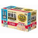 (ケース販売)アイシア 健康缶 11歳からのしっとりムース まぐろ 40g×6缶 猫用缶詰 キャットフード 〔×12〕【代引不可】
